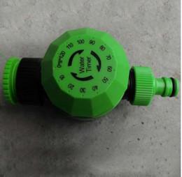 temporizador de riego por aspersión Rebajas Tiempo de rociador automático Jardín Home Spray de jardín 6 puntos Grifo de grifo Grifo de agua de grifo Sistemas de riego por goteo Solenoide de temporizador
