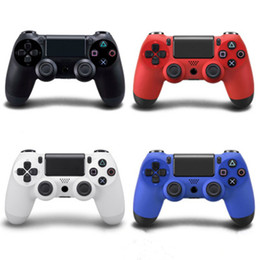 Wholesale Android Video Games - Wireless Bluetooth Dualshock Joystick Gamepad Controller For PlayStation 4 PS4 Android Video computer Games
