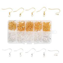 Brincos boné on-line-Designer jewerly DIY achados brincos bead caps CZ 200psc um conjunto atacado clássico hot fashion livre de transporte