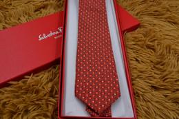 2019 corbatas para hombres Moda para hombre Tie 8 CM amarillo naranja seda corbatas Jacquard tejido clásico corbatas para hombre formal de boda de negocios novio 8 estilo F65117 rebajas corbatas para hombres