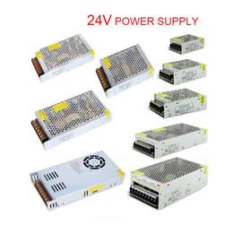 2019 adaptateur secteur 24v 1a Haute Qualité Sécurité 24V LED Driver 1A 2A 3A 5A 10A 15A 20A 25A 30A Adaptateur pour 5050 LED bande alimentation à découpage adaptateur secteur 24v 1a pas cher