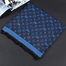 Diseño clásico de otoño e invierno de nuevos productos de moda, mujer de moda de algodón, dama qiu dong, bufanda larga de 140 * 140 cm desde fabricantes
