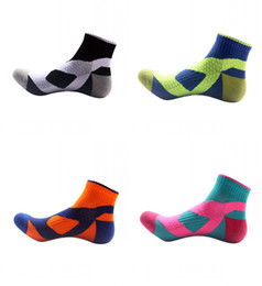 Wholesale Comfort Yoga - Football Sport Socks Unisex Athletic Comfort Short Socks Athletic Running Socks for Men and Women Support FBA Drop Shipping G506S