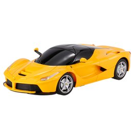 Wholesale car radios for sale - Clearance Sales RASTAR 48900 R C 1:24 RC Cars Radio Remote Control Model Car Vehicle Toys for Kid Children Red Yellow