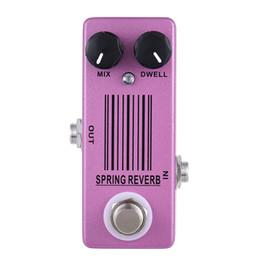 Mosky Spring Reverb pedal Pédale d'effet pour guitare true bypass ? partir de fabricateur