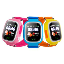 gps wifi smart watch Coupons - Q90 Bluetooth Smartwatch with GPS WiFi LBS for iPhone IOS Android Smart Phone Wear Clock Wearable Device Smart Watch 3 Colors