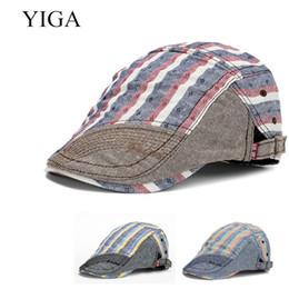 neue sommermann tuch Rabatt Yiga 2017 neue mode frühjahr und sommer gewaschen tuch outdoor baskenmütze für männer und frauen
