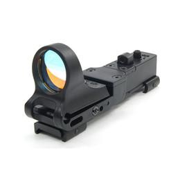 Tactical C-More Rail Reflex Sight 8 MOA Red Dot avec monture intégrale Picatinny, noir ? partir de fabricateur
