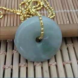 2020 colgante de jadeíta natural Certified100-Natural-A-Jade-Jadeite-Colgante-Circle-Donut-Necklace-1612 Certified100-Natural-A-Jade-Jadeite-Circle-Donut-Ne colgante de jadeíta natural baratos