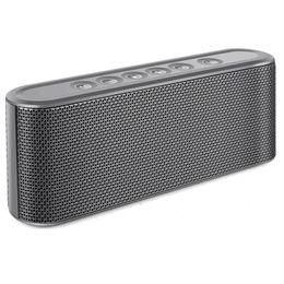 banco de energía para teléfonos celulares Rebajas Bluetooth Wireless Speaker + 8000mAh Power Bank Cargador Deporte al aire libre Micro SD Card USB Flesh Para teléfono móvil Teléfono inteligente