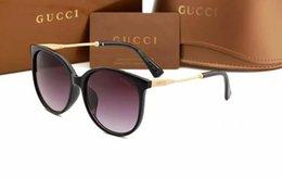 ess armbrustgläser Rabatt Sonnenbrille Luxury Brand Designer Sq1719uare Damenbrillen Retro Sonnenbrille Klassische Pilot Sonnenbrille Hohe Qualität