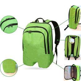 Wholesale Creeper Bags - New Creative Backpacks Children School Bag Creeper backpacks schoolbag Free Ship