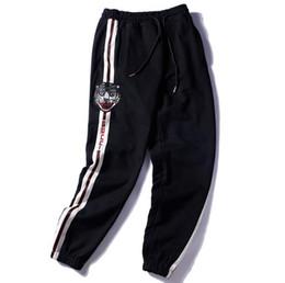 Canada Le camouflage WW-2 couvre les pantalons de jogging pour hommes pantalons hip hop justin bieber fashion pourpre Offre