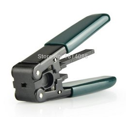 Livraison Gratuite Fibre Optique Stripper / FTTH Drop Câble Stripper / Coupe-Câble Optique Outil De Décapage ? partir de fabricateur