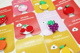 Новый кронштейн для мобильного телефона Симпатичная подушка безопасности Телефон Расширяющаяся подставка Держатель для пальца для iPhone Sakura luna cat телефонный звонок от