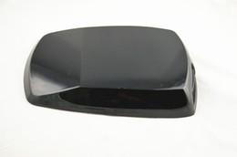 Wholesale Hood Air Scoop - sticker Universal black decorative Air Flow Intake Scoop Turbo Bonnet Vent Cover hood Stickers car styling