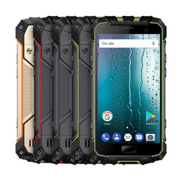 Wholesale Green Screen Color - Ulefone Armor 2S IP68 Waterproof Global 4G Rugged Smartphone 5 Inch Android 7.0 Quad Core 2GB+16GB 13MP Fingerprint NFC 4700mAh