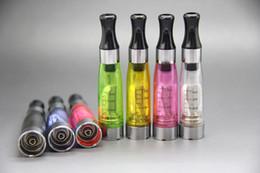 DHL Libre CE4 1.6ml atomiseur cartomizer Cigarette électronique 510 Fil Longue Mèche Bobines CE4 Vase Stylo Réservoir Cartomizer Pour E-cig Batterie ? partir de fabricateur