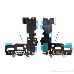 mini telefone celular m5 Desconto 50 PCS New USB Dock Conector de Carregamento Port Carregador Cabo Flex para o iphone 7 7 plus free dhl