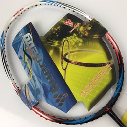 9a46cf0c8 raquete de grafite Desconto 2017 Nova raquete de badminton NANO PODER raquetes  de badminton grafite com