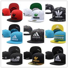 Wholesale popping hip - 2018 New Style Free Shipping ad Crooks and Castles Snapback Hats Hip-pop Caps,AD Baseball Hats gorras bone casquette fashion sports cap