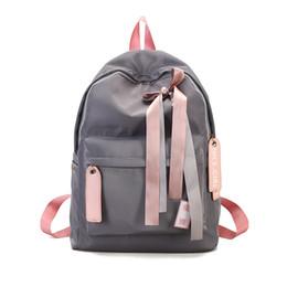 Wholesale Green Ribbon Schools - School Backpack Bags For Teenage Girls Backpack Women Bagpack Female Bolsa Escolar Corduroy bookbag Bag need
