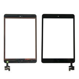 Livraison gratuite par dhl ou ems 100% terminé pour iPad mini 1 mini 2 écran tactile Digitizer avec IC Home Button Flex Câble ? partir de fabricateur