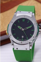 Wholesale kimio watches - green hot man New stye quartz date cheap Wristwatches manual Selling Fashion men watch Luxury sports Stainless steel Men's Watches