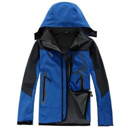 Vestes d'hiver pour femmes en Ligne-Livraison gratuite nouveaux hommes Denali Polaire North Polartec Veste Femme Rose Ruban Manteaux D'hiver Dames En Plein Air Sports Face Vestes