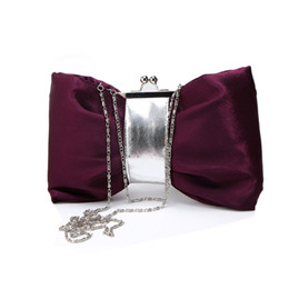 Wholesale Prom Clutch Bags - Wholesale- 2017 New Upscale Ladies Evening Bags Fashion Pochette Women's Clutches Handbags With Shoulder Chain For Wedding Prom Party Gift