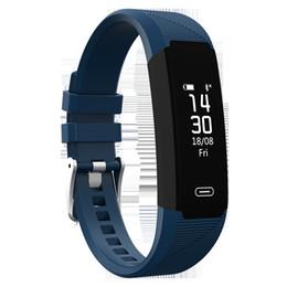 LY118 ID115 F0 Pulseras Inteligentes Rastreador de Ejercicios Paso Contador Monitor de Actividad Banda Band Reloj de Alarma Vibración Muñequera para Universal Mejor Precio desde fabricantes