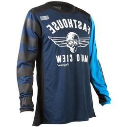 0508bbe5a long sleeve motocross jersey 2019 - Downhill bike Jersey 2018 Motocross MTB  Jersey youth Ropa ciclismo