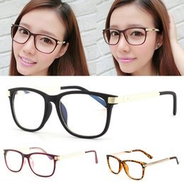 64650f4f15 Retro Myopia Reading Glasses Sunglasses For Women Eyeglasses Leopard  Transparent Clear Lens Leg Frame Optical New Spectacles. Supplier  xiacao