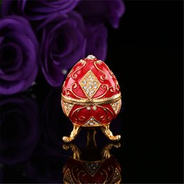 Wholesale Cheap Wholesale Home Accessories - QIFU New arrive cheap faberge egg for home decoration accessories