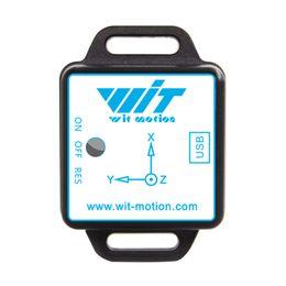 2019 angle électronique Accéléromètre sans fil 6 module module gyroscopique compas électronique magnétomètre magnétique angle arduinos WIFI capteur WT91WIFI angle électronique pas cher