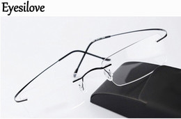 Argentina Marca ultraligera Silhouette new montura de gafas ópticas sin montura mujer hombre gafas montura de titanio montura de montura de titanio montura de gafas Suministro