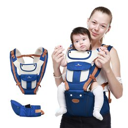 Wholesale Backpack Stool - New Design Ergonomic Baby Carrier Sling Backpack Bag Gear With Hip Seat Wrap Newborn Waist Stool Belt for 0-36 Months