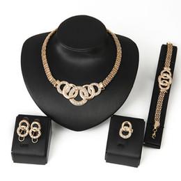 Wholesale Man Ring Jade Silver - Zinc Alloy jewelry kay jewelers jewellry Setsjewelry kay For Men finger ring & bracelet & earring & necklace brass copper bronze