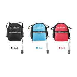 Wholesale Panniers Road Bike - Accessories Bicycle s Panniers Docooler Oxford Cloth Bicycle Bag Road MTB Bike Storage Saddle Bag Cycling Rear Seat Tail Bag Pouch