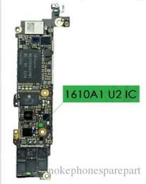 Carregador original do iphone 5s da maçã on-line-Carregador de energia de carregamento IC 1610A1 U2 Chip para iPhone 5S 5C usado original