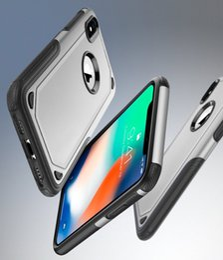 Wholesale Sgp Slim Armor - SGP spigen Armor designer cell phone iphone cases TPU PC slim armor for Iphone X 8 7 6 6S plus Samsung S9