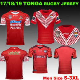 Taza de prueba online-TONGA NRL Jersey de Rugby 2017 2018 Mate MA A Tonga Liga Nacional de Rugby NRL Jerseys 2017 Copa del Mundo de local 2018 Pacific Test Shirt