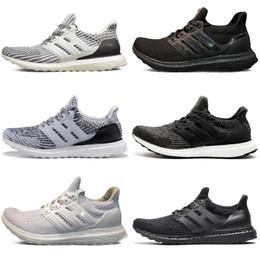 buy online 38ac9 cba9b Adidas yeezy ultra boost ultraboost 2018 3.0 4.0 hombres mujeres Zapatillas  Zapatillas Triple Negro blanco CNY oreo azul Ultra Zapatillas deportivas ...