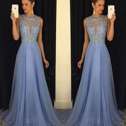 2019 vestidos vitorianos azuis curtos 2018 mais novo sexy mulheres sem mangas formal lace dress império baile de finalistas da festa de casamento vestido de baile vestido de verão longo maxi vestidos