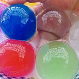 cristais em forma de pêra Desconto 100 pçs / lote Grande Hidrogel Em Forma De Pêra Muito Grande 10-12mm Cristal Soil Água Beads Mud Crescer Bola Casamento Orbeez Crescente Lâmpadas