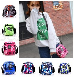 Wholesale nice shopping - Nice Colorful bags Hot Lady Shopping Shoulder&Crossbody Criss-Cross bag retro fresh carved Nylon one-shoulder cross bags DDA632
