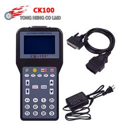 logiciel de diagnostic mb star Promotion Programmeur automatique universel CK100 V99.99 de clé avec le programmeur multilingue de clé de transpondeur de SBB CK-100 V99.99