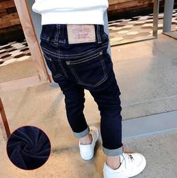 Taille élastique enfants en Ligne-Pantalons pour garçons Jeans en denim pour enfants Printemps taille élastique Jeans Pantalons pour vêtements de garçons Pantalons pour enfants