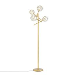 Luzes de mesa com encadernação on-line-Iluminação de mesa moderna com plugue de vidro opala Lâmpada de mesa para sala de estar luz de Leitura moderna lâmpadas de mesa lâmpadas quarto globo de vidro