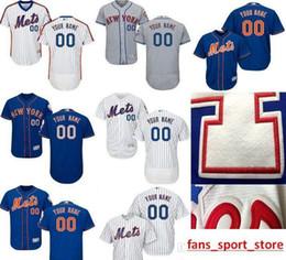 2019 CUSTOM Nw York Mets Mens Женщины Молодежь Индивидуальные Majestic 100% Сшитые майки для бейсбола Личное имя Персональный номер РАЗМЕР S-XXXL от